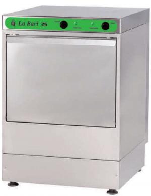 Lavavasos Industrial Cesta 35x35 LA BARI-35