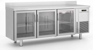 Mesa Fría Snack De Refrigeración BMC-250-V DOCRILUC
