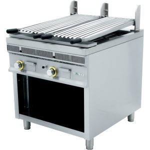 Barbacoa industrial royal grill modular PSI-80 Mainho