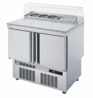 Mesa fría de ingredientesMP-100-P DOCRILUC