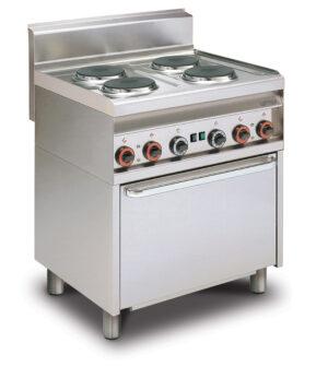 Cocina Eléctrica CF4-8ET LOTUS