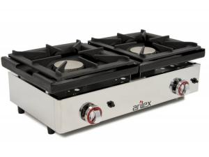 cocina a gas sobremostrador 80cg arilex
