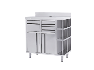 MUEBLE CAFETERO MCAF 1000 CI INFRICO