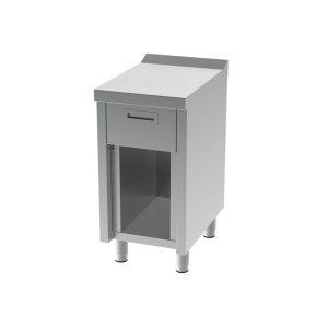 Mueble Neutro Con Cajón Y Estante CN6004E HR FAINCA