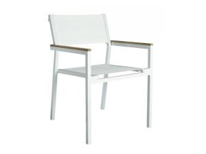 silla con brazos shio contract resol blanco.blanco