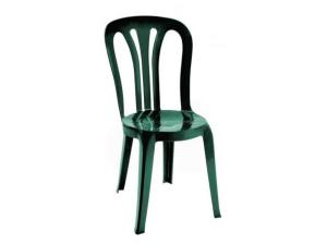 silla garrotxa contract resol verde oscuro
