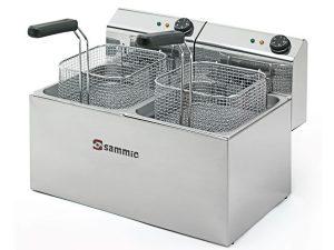 freidora-eléctrica-6-litros-f-8+8-sammic