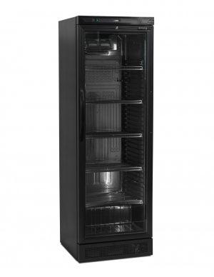 Armario Expositor Refrigerado 372 Litros CEV425-I BLACK CLIMA HOSTELERÍA