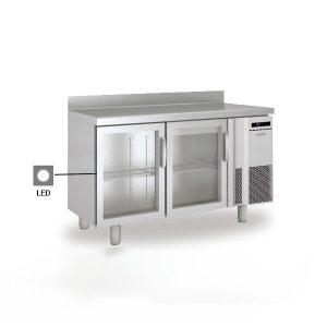 Mesa Fría Snack De Congelación CQ-BMC-150-V ColdQueen