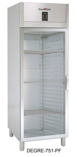 Armario expositor refrigerado CQ-DEGRE-751-PF COOLQUEEN