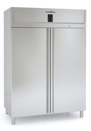 Armario gn-2/1 alta eficiencia congelación CQ-DHEGC-140-2 COLDQUEEN