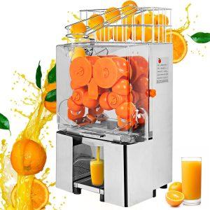 Exprimidor de naranjas automático SUCCO NS2000E-2S EUTRON