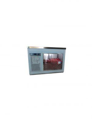 Vitrina especial para botellines vb-2500 frioalhambra