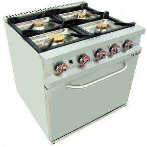 Cocina a gas 80cg70h arilex