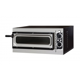 Horno de pizza industrial 1 cámara Basic 1/50 v +Fred
