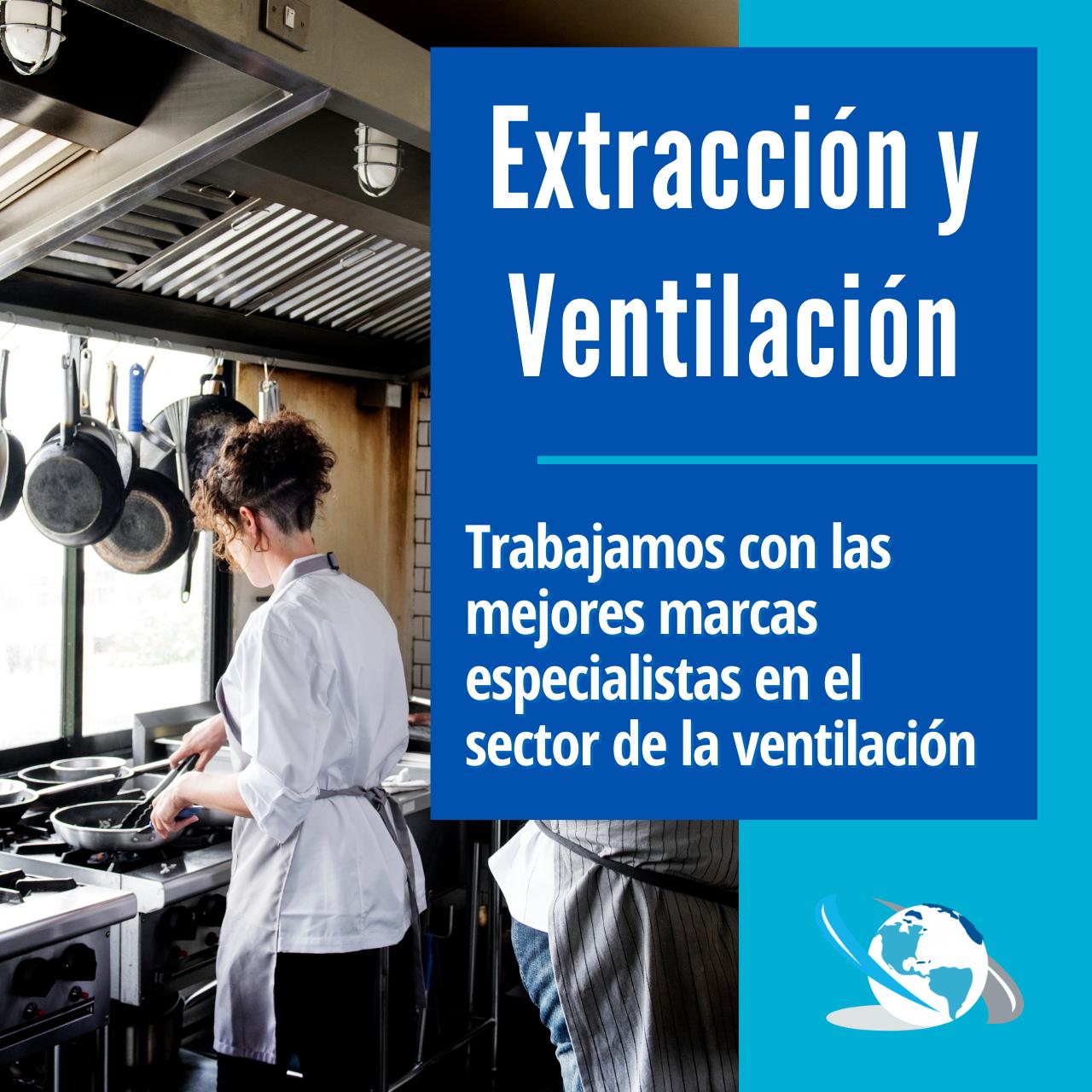 Extracción y Ventilación