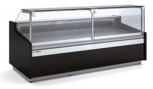 Vitrina Expositora Refrigerada CQ-VE-10E-30-RC-TF ColdQueen