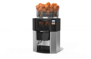 Exprimidor Automático de Naranjas Z14 NATURE INOX ZUMMO