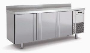 mesa fría snack refrigeración BMR-150-F DOCRILUC