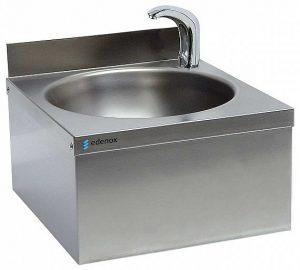 Lavamanos de acero inoxidable lm-44-el edenox