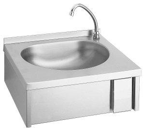 Lavamanos de acero inoxidable lm-54 edenox