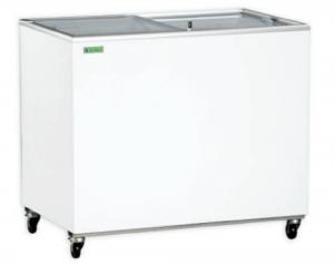 Congelador Puertas De Cristal Correderas UDD-400-SC SUDIMP