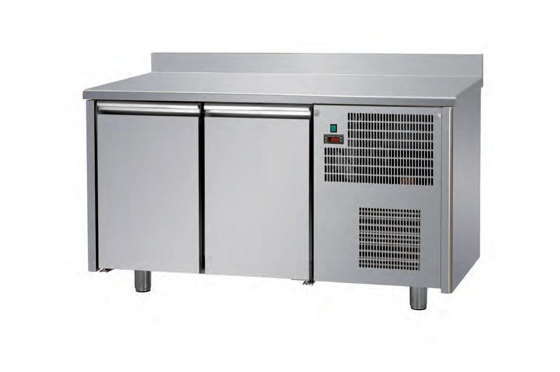 Bajo mostrador Refrigerado Fondo 600 BM60 TN 2P +FRED