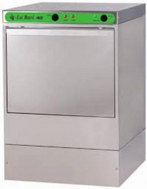 Lavavasos Industrial Cesta 40x40 LA BARI-40