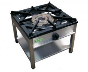Cocina A Gas Gran Capacidad 1 Quemador AR-7318-LB LA BARI