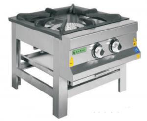 Cocina A Gas Gran Capacidad 1 Quemador YOG-670-CE-LB LA BARI