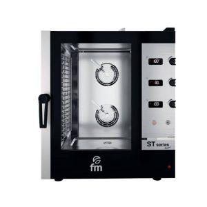 Horno Eléctrico Gastronomía Serie St Compact STC 1011 EW FM