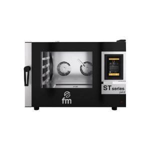 Horno Eléctrico Digital Para Patelería Serie St Bakery STB 604 V7 FM